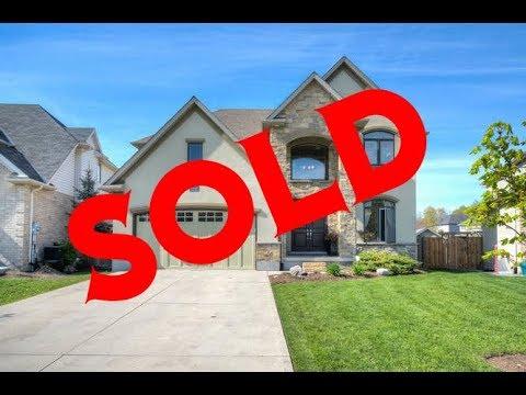 Sold. 1212 Thamesridge, Hunt Club West Luxury Home London Ontario Home For Sale $624,700