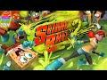 [✧LittleKidsTV✧] SpongeBob Kids Choice Sports: Slimeball - Spongebob Squarepants Game For Kids