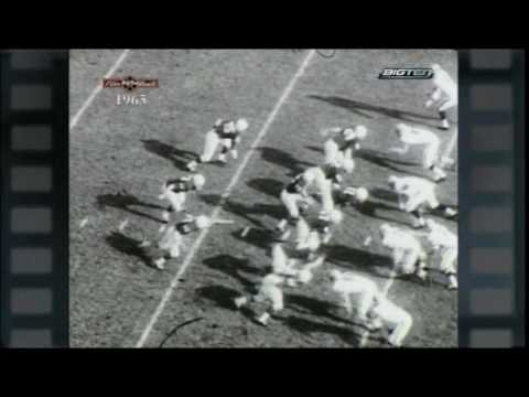 Northwestern Wildcats Football 1965