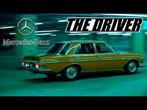 Mercedes-Benz 280S (W108) [The Driver]