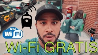 WiFi GRATIS Y MAS RAPIDO EN NEW YORK