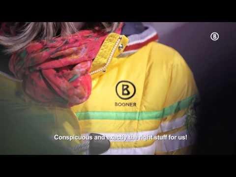 Bogner Olympia // Sochi 2014 Outfit Presentation