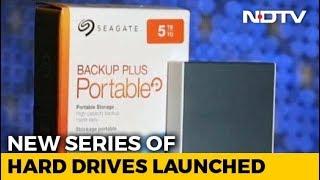 Seagate's Latest Hard Drive Portfolio!