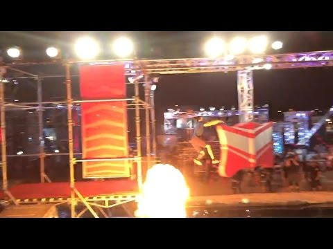 American Ninja Warrior 7 National Finals/Vegas Stage 2-Jason Williams