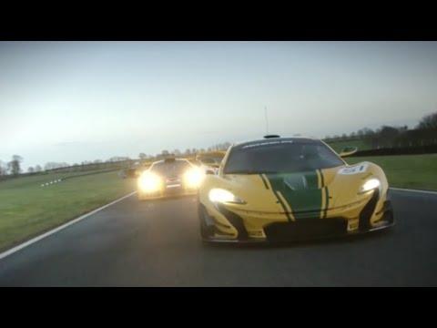 968hp £2million McLaren P1 GTR Up Close With Chris Goodwin