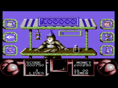 Commodore 64 on Xbox One (Via PPSSPP)