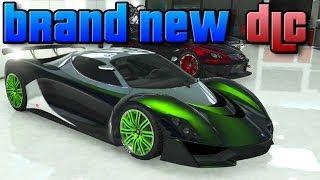 GTA Online: Brand New DLC Super Car! - Fully Upgraded