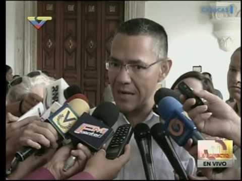 Declara Ernesto Villegas sobre el Big Data desde Encuentro de Intelectuales en Casa Amarilla