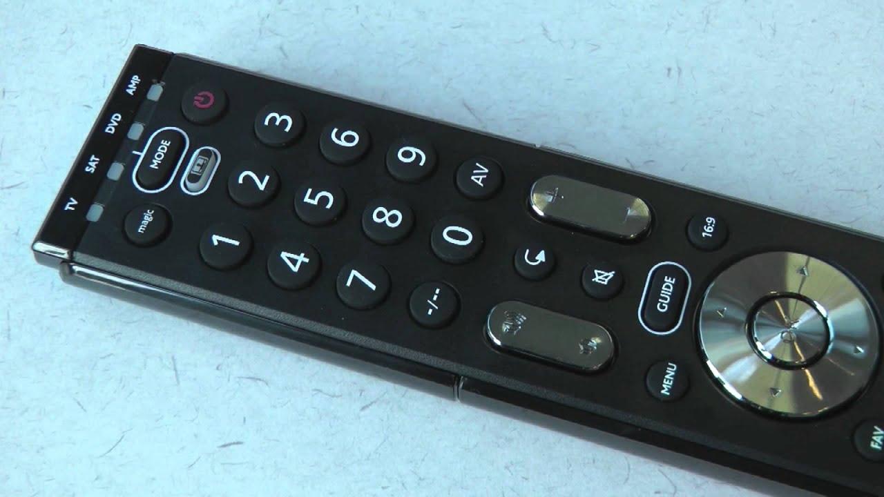 Universal Remote Control Urc 7120 7130 7140 Essence Combi