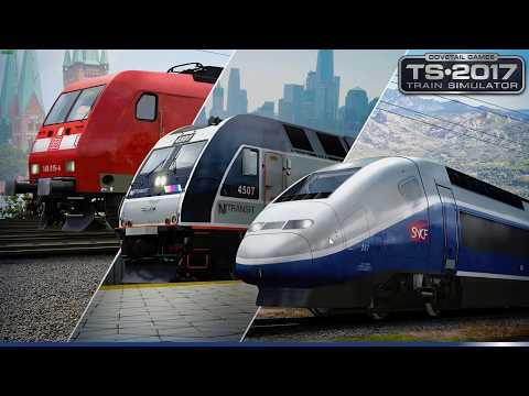Railworks Train Simulator 2017 Gameplay ITA |