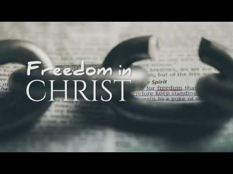 Freedom in Christ Over ALL Addictions and Ungodly Habits