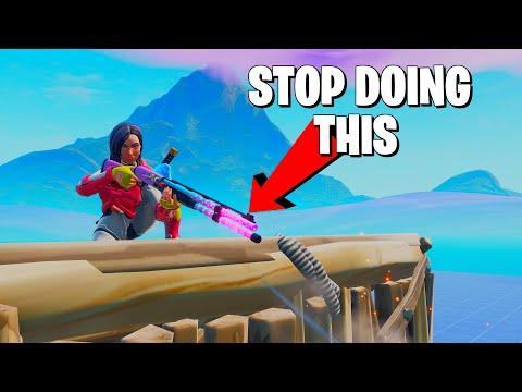 How To IMPROVE SHOTGUN AIM **Fortnite Console Tips**