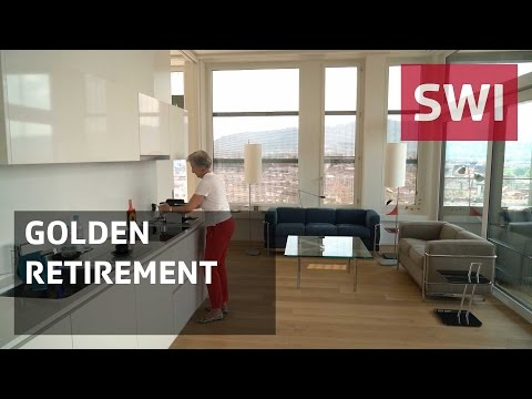 Luxury residences for the elderly