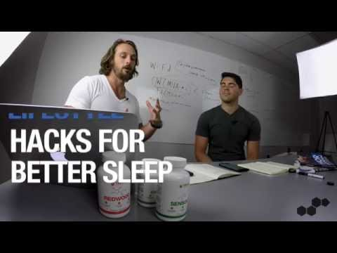 4 Scientific Hacks for A Better Night's Sleep