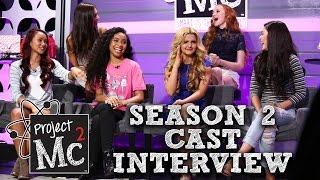 Video Project Mc² Season 2 Cast Interview download MP3, 3GP, MP4, WEBM, AVI, FLV Juli 2018