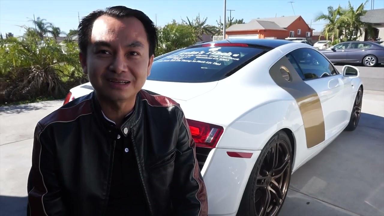 CVlog 110: Nghe chủ tiệm bán đồ Apple ở Nam Cali tâm sự về con đường thành công- siêu xe Audi R8
