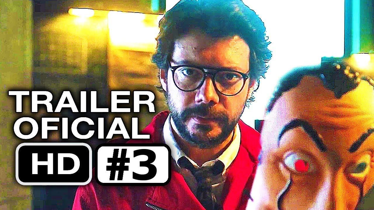 La Casa de Papel TEMPORADA 3 | Trailer #3 ESPAÑOL (HD) Junio 2019