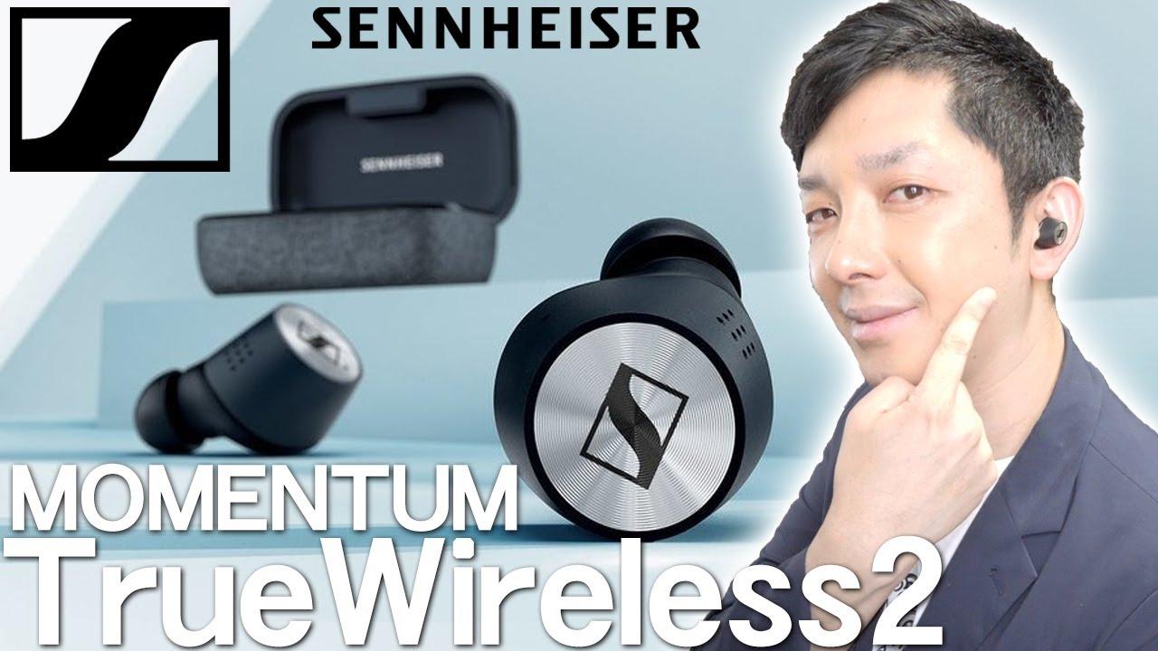 True wireless 2 ゼンハイザー momentum