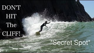"""Filming that Local """"Secret Spot"""". Lets Hope I Don't Get in Trouble..."""