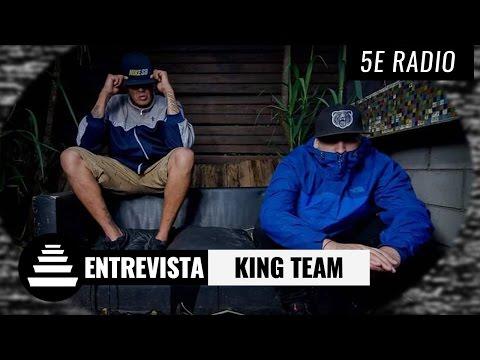 KING TEAM / Entrevista + Rap (!) - El Quinto Escalón Radio (3/4/17)