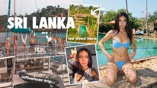 Sri Lanka Travel Vlog *ONE WEEK TRIP*