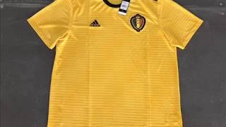 Belgium World Cup Away Jersey 2018 - cheapsoccerjersey.org