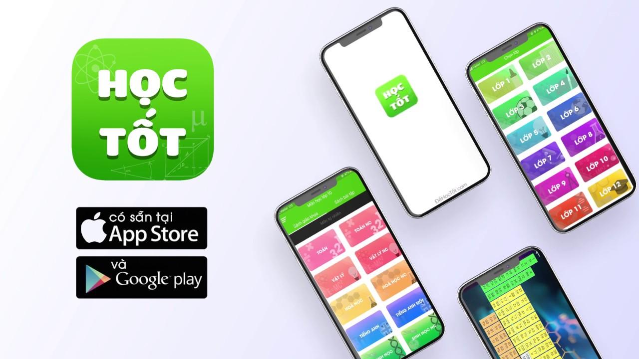Giới thiệu app Học Tốt  – Giải Bài Tập Offline miễn phí