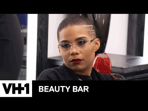 Vee Rubs Amara La Negra The Wrong Way | VH1 Beauty Bar