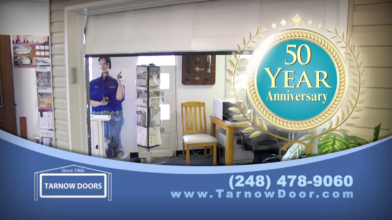 2016 Tarnow Door Commercial