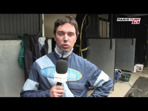 Paris-Turf TV - Maxime Bézier : Ariane du Nil