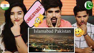 Indian Reaction On Islamabad Pakistan Hyperlapse ¦ Mavic 2 ¦ DSLR Walay Bhai. Video