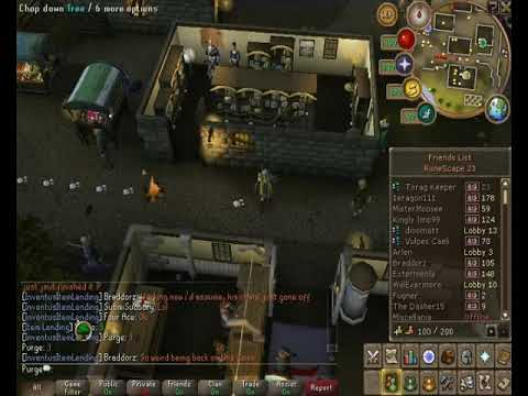 RuneScape - Chat Changes & Camera Controls With Commentary