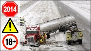 Repeat youtube video CRAZY Truck Crashes, Truck Accidents compilation - Part 7