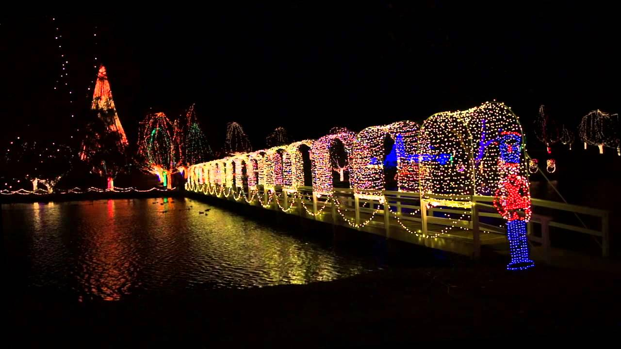 Chickasha Christmas Lights