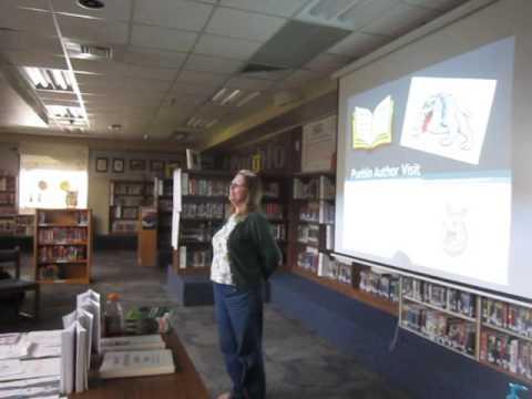 Kyrene del Pueblo Middle School Author Visit 2-12-16 Part 7
