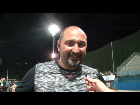 Lele Frignani manager UnipolSai dopo la partita scudetto