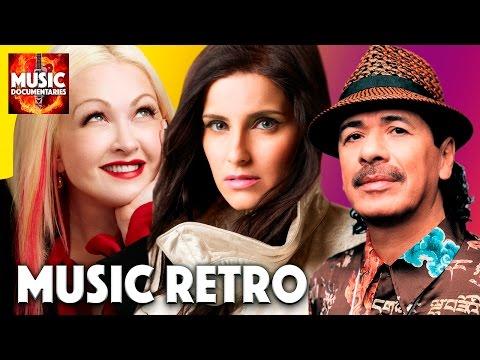 MUSIC RETRO | Ep3 | Nelly Furtado, Cyndi Lauper, & Carlos Santana