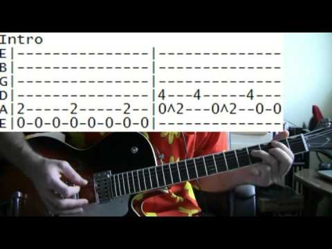 guitar lessons online Rolling Stones shattered tab