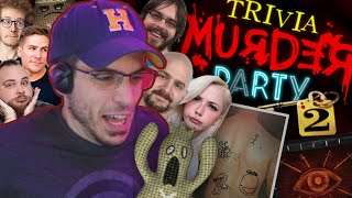 TRIVIA MASTER or MURDERER? (Jackbox Party Pack 6 | Trivia Murder Party 2)
