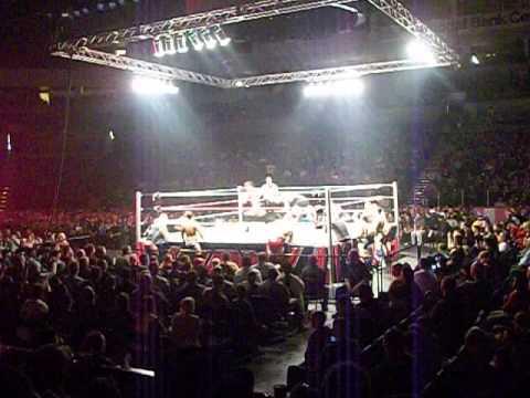 WWE In Trenton Live @ Sun Bank Arena