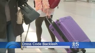 United Airlines Facing Backlash Over Leggings Dress Code