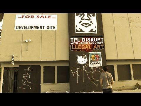 The Art of Illegal Street Art | TPL Disrupt | TakePart
