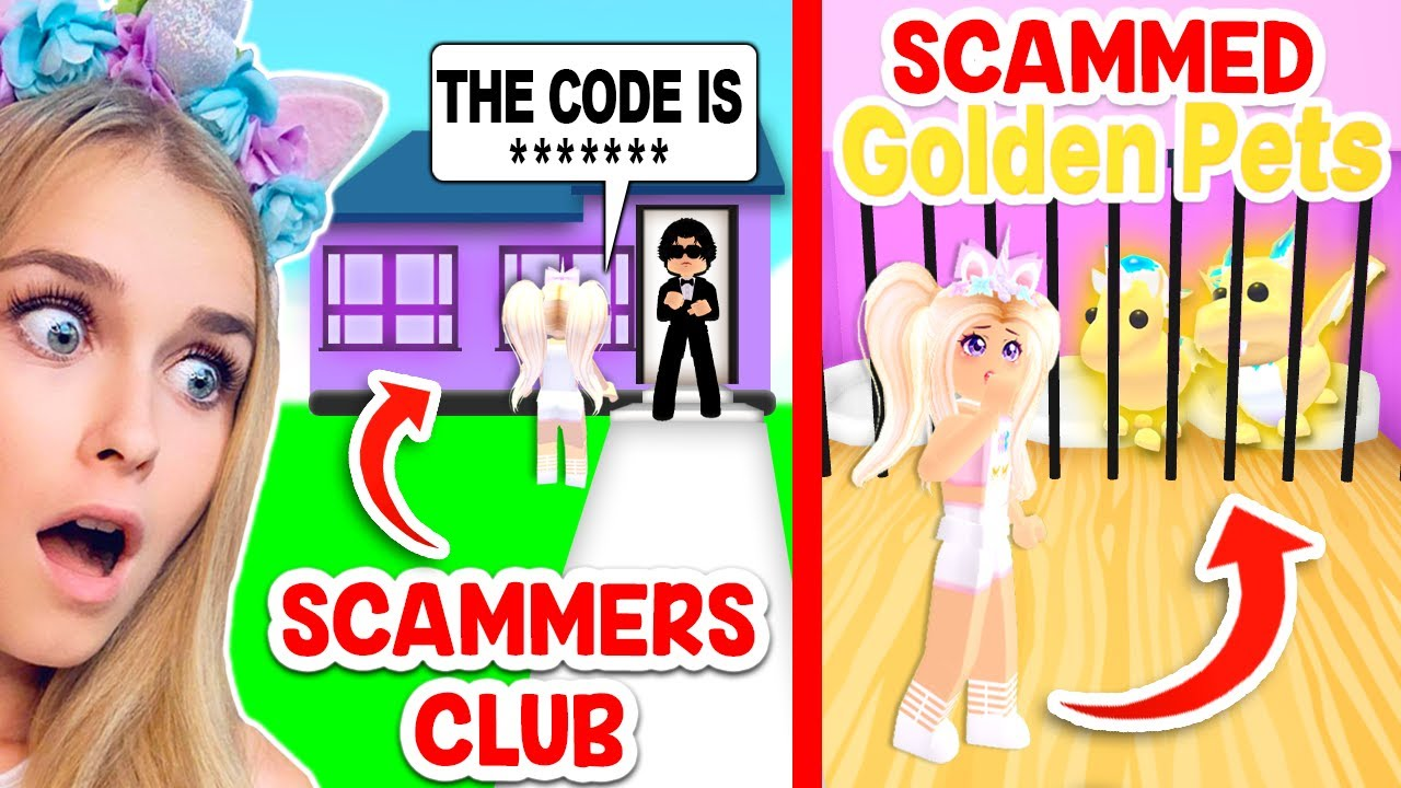 This Secret Code Got Us In To An Exclusive Scammers Club In