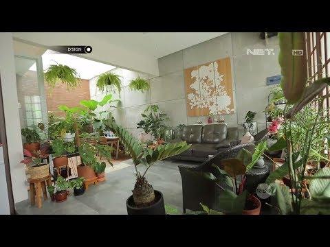 D'SIGN - Tren Hunian Rumah Bergaya Urban Jungle