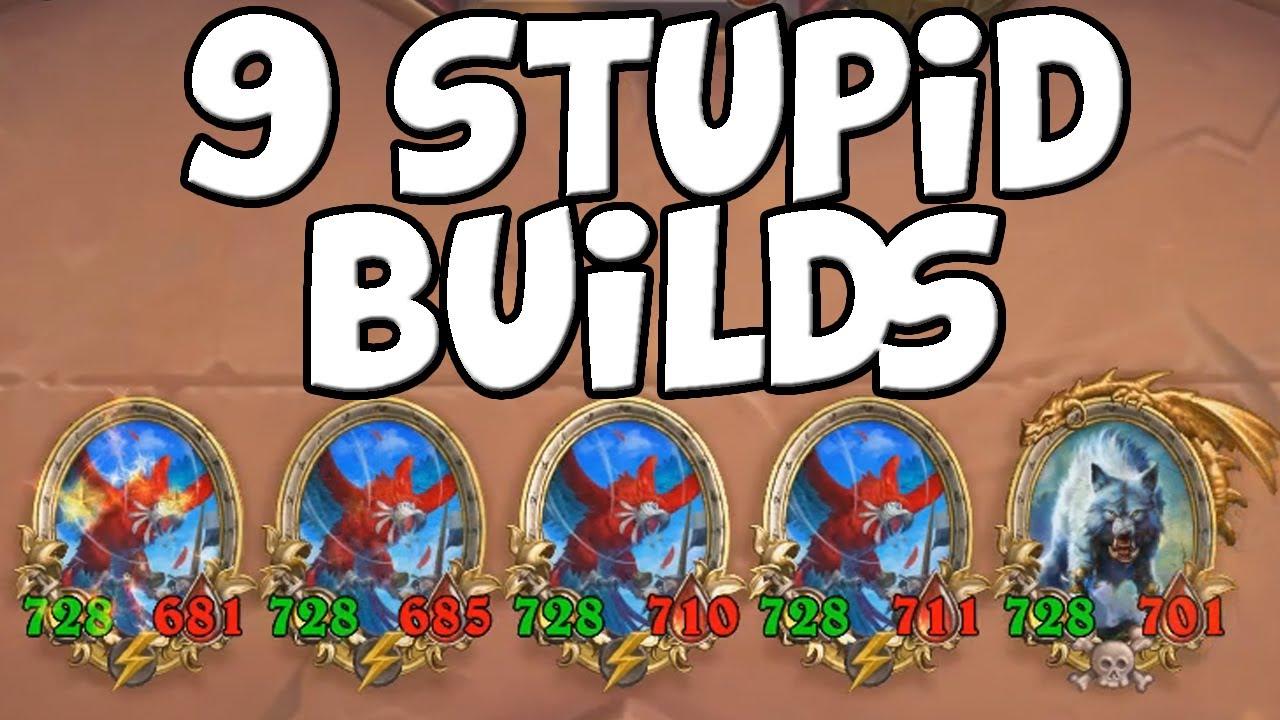 Download 9 Stupid Battleground Builds | Hearthstone Battlegrounds