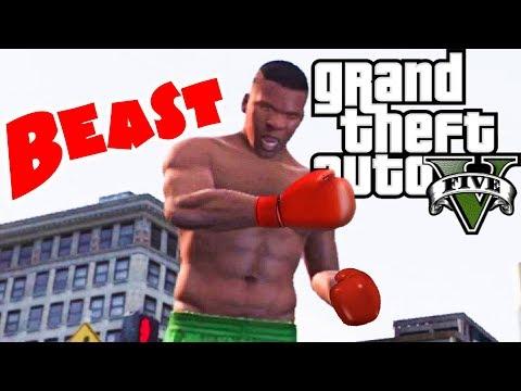 Franklin Street Fighter/Knock Out Artist GTA 5