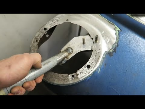 How to make a speed clip dimple press, more mig welding tips and tricks #2