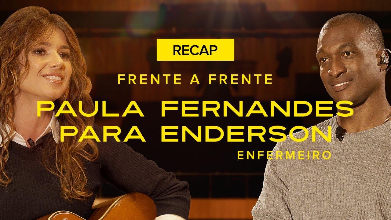 Mercado Livre | Frente a Frente: Paula Fernandes para Enderson | Melhores Momentos