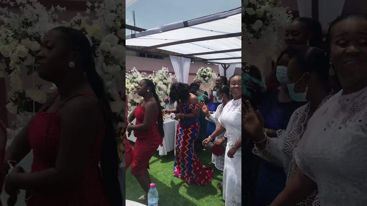Download Akwasi Ampofo Agyei wedding part 3