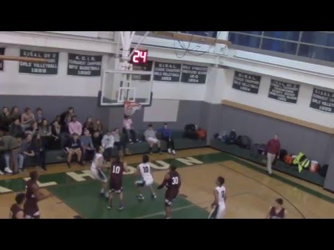Zeus Rocancourt 2015 Official Senior Year Mixtape (The Calhoun School)
